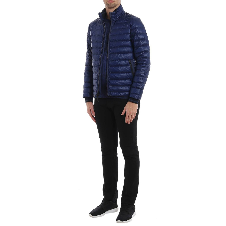 Jacket men Woolrich blue 4