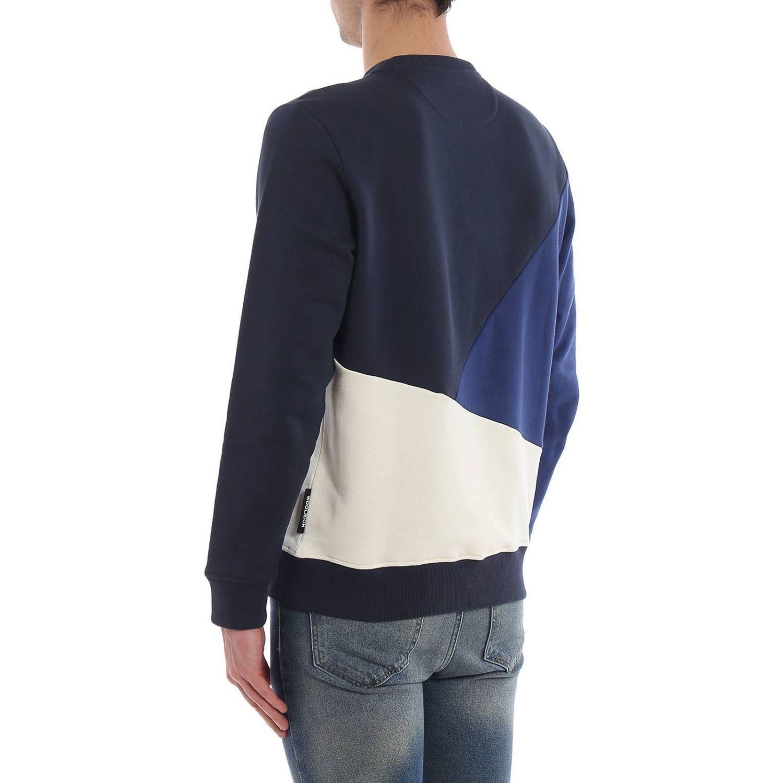 Sweatshirt Woolrich: Sweatshirt men Woolrich blue 2
