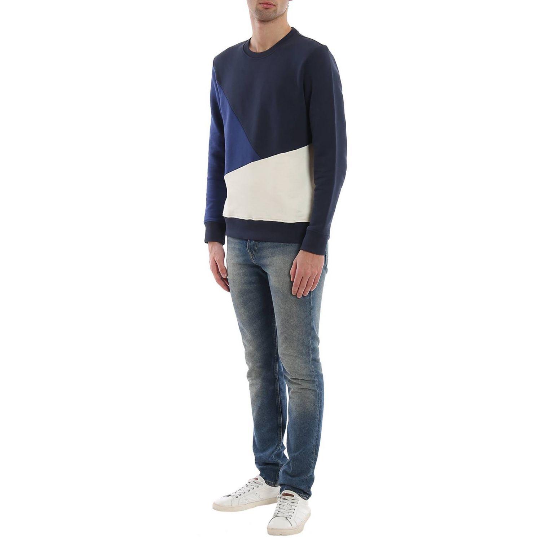 Sweatshirt Woolrich: Sweatshirt men Woolrich blue 4