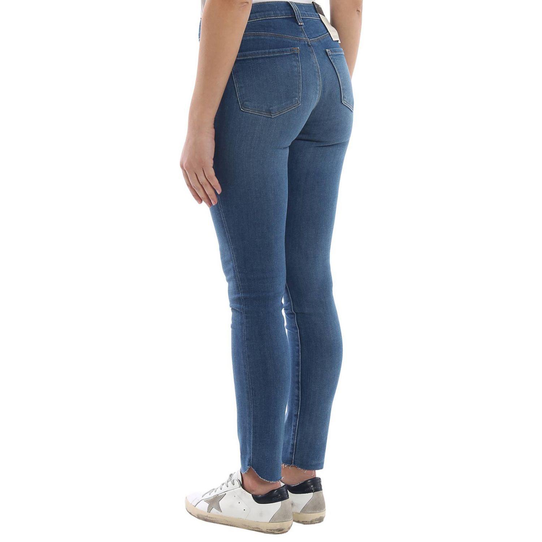 牛仔裤 女士 J Brand 蓝色 2