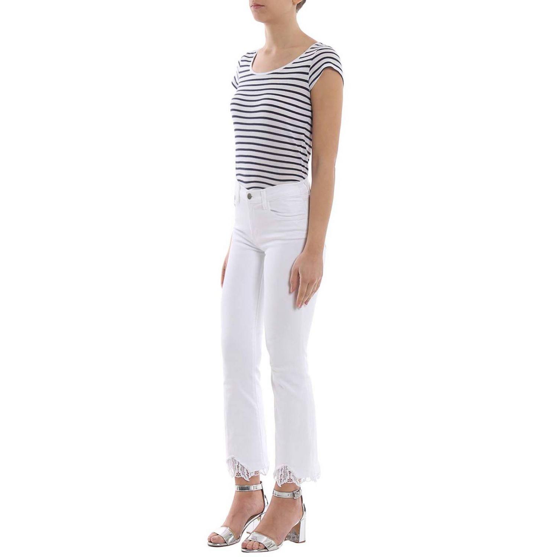 牛仔裤 女士 J Brand 白色 2