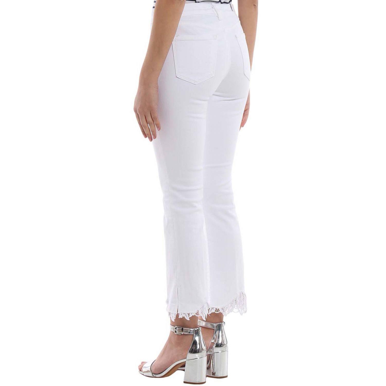 牛仔裤 女士 J Brand 白色 3