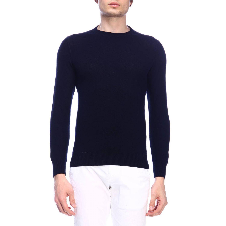 Sweater men Kangra blue 1