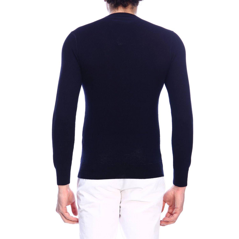 Sweater men Kangra blue 3