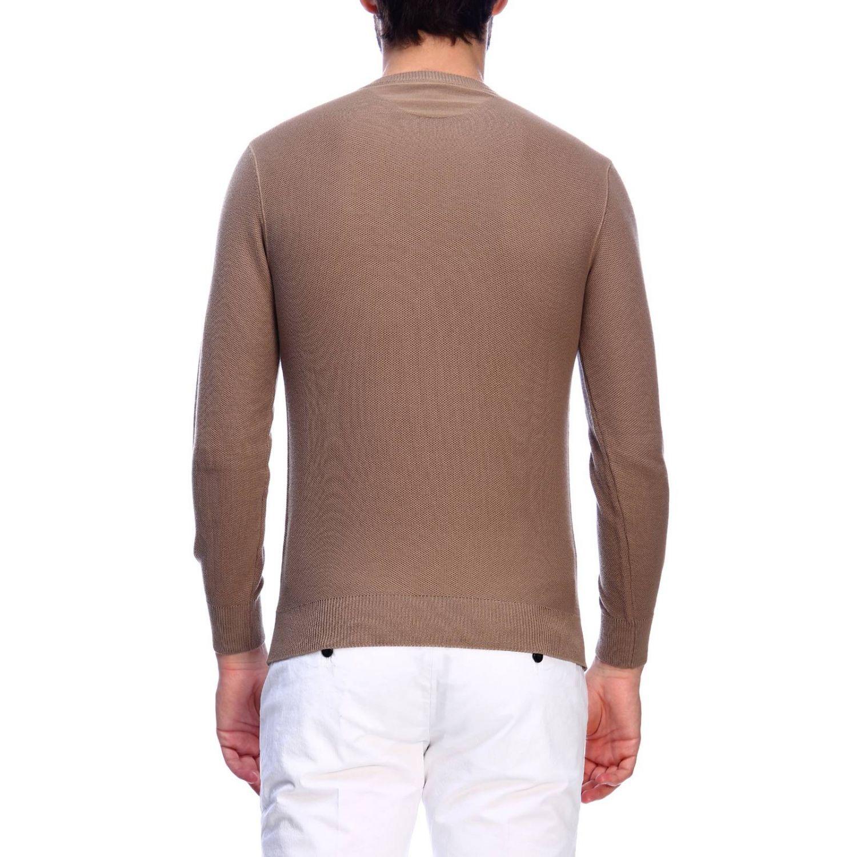 Свитер Kangra: Свитер Мужское Kangra желто-коричневый 3