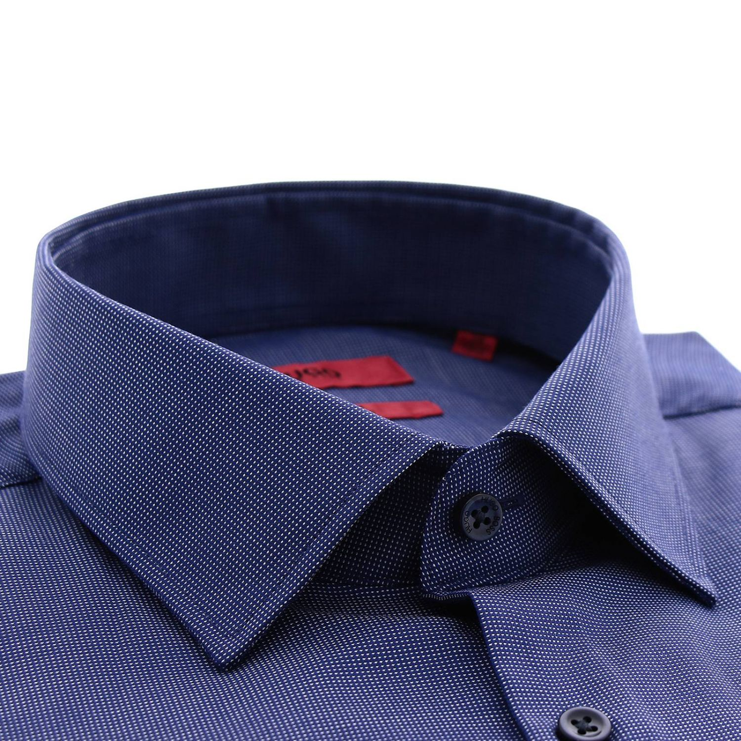 Camicia uomo Hugo Boss blue 2