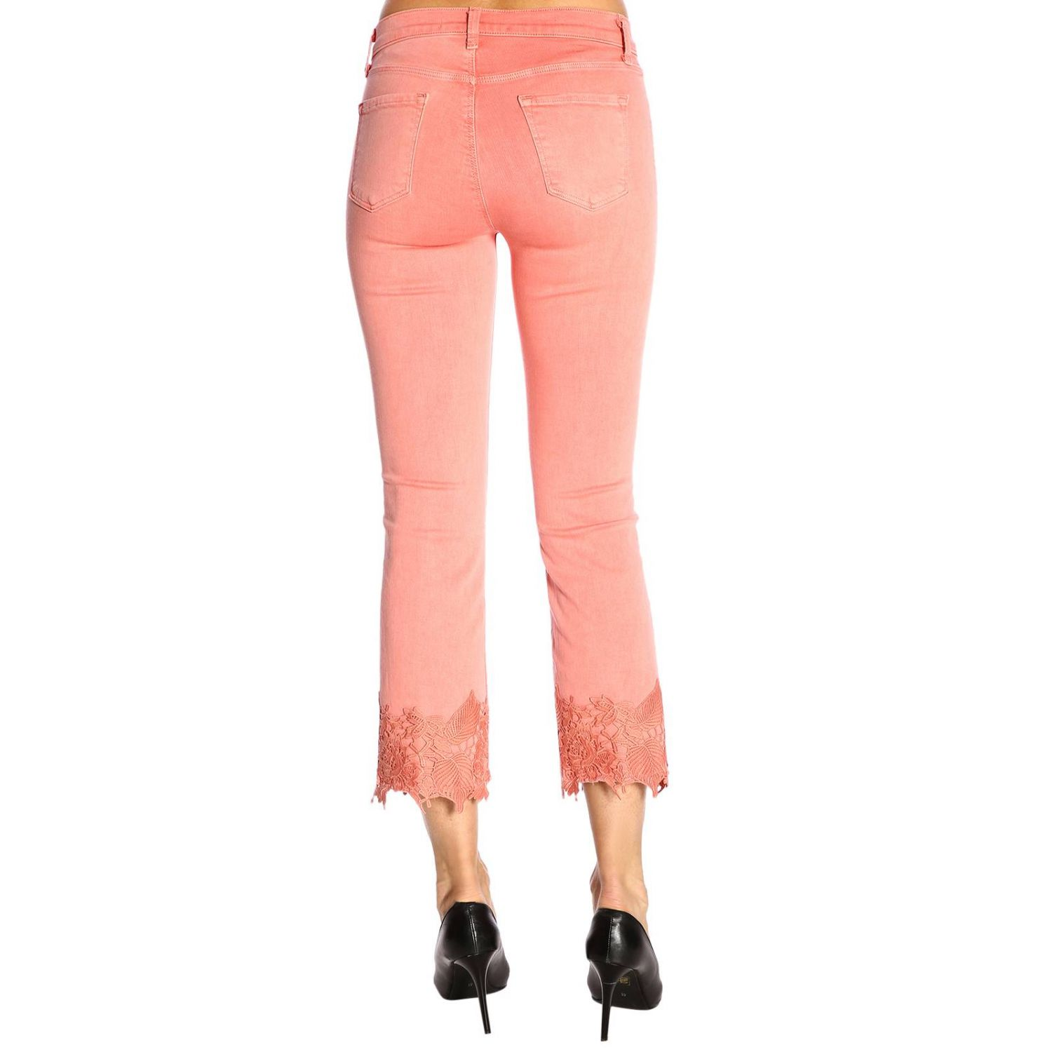 Jeans mujer J Brand rosa 3