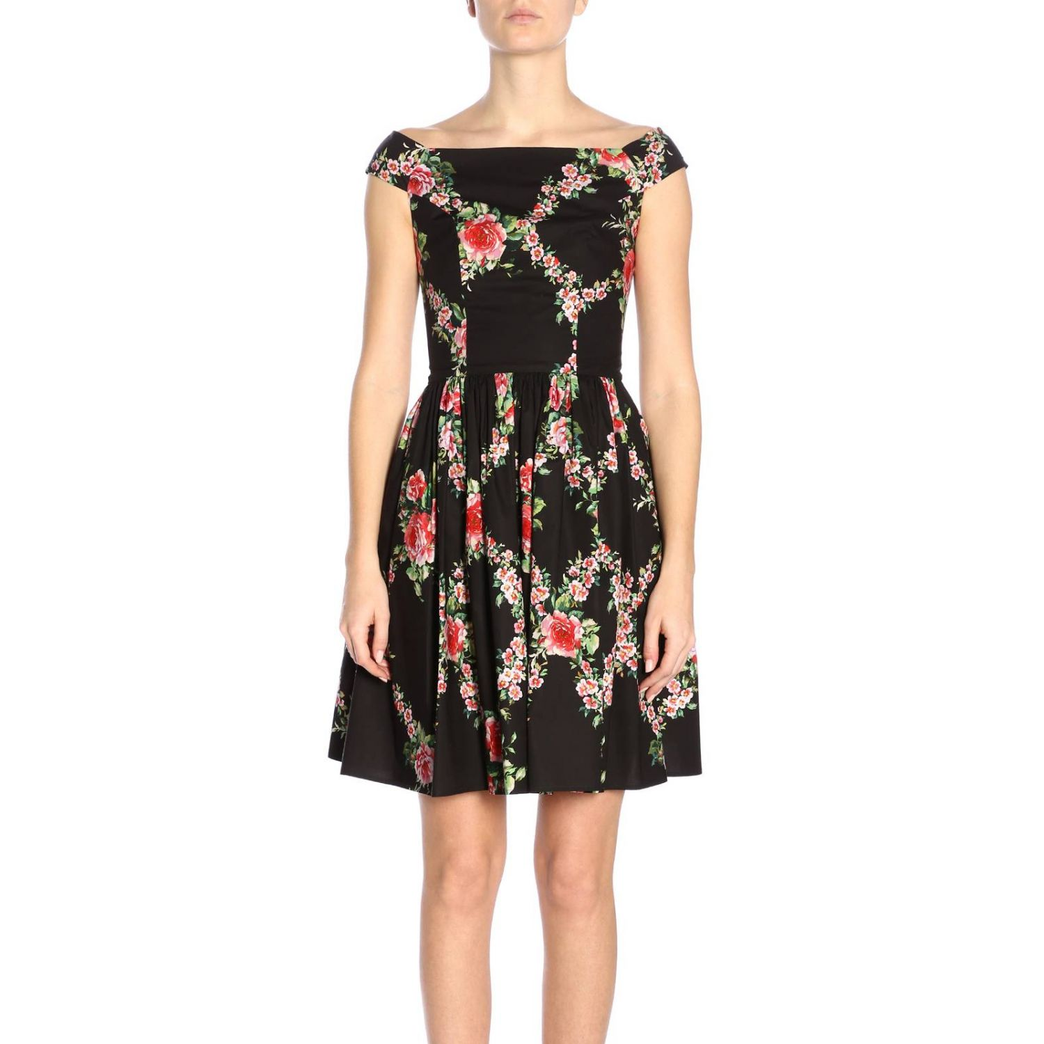 Dress women Blumarine black 1