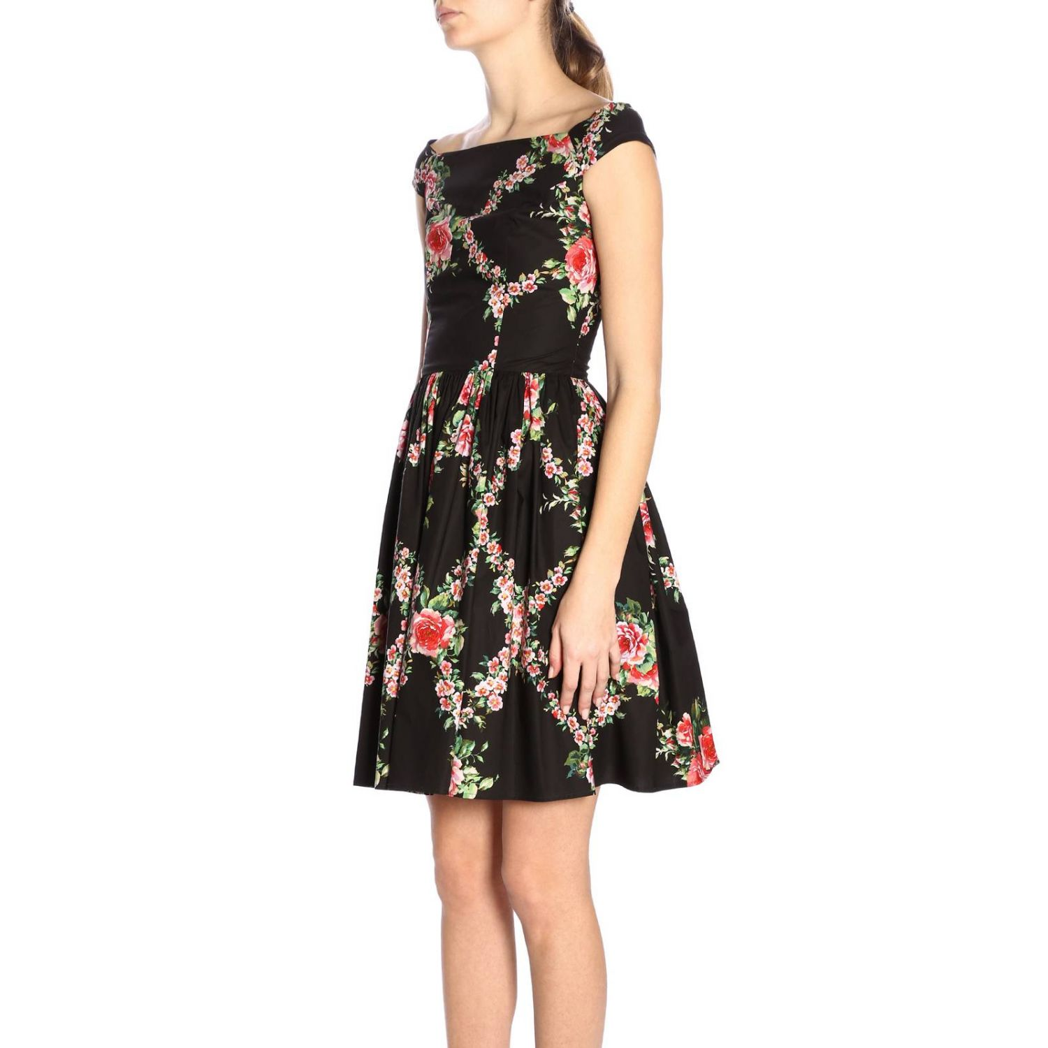 Dress women Blumarine black 2