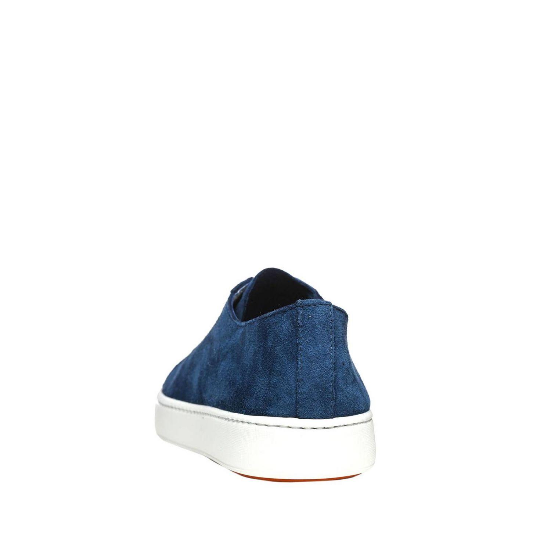 Sneakers uomo Santoni Club avion 3