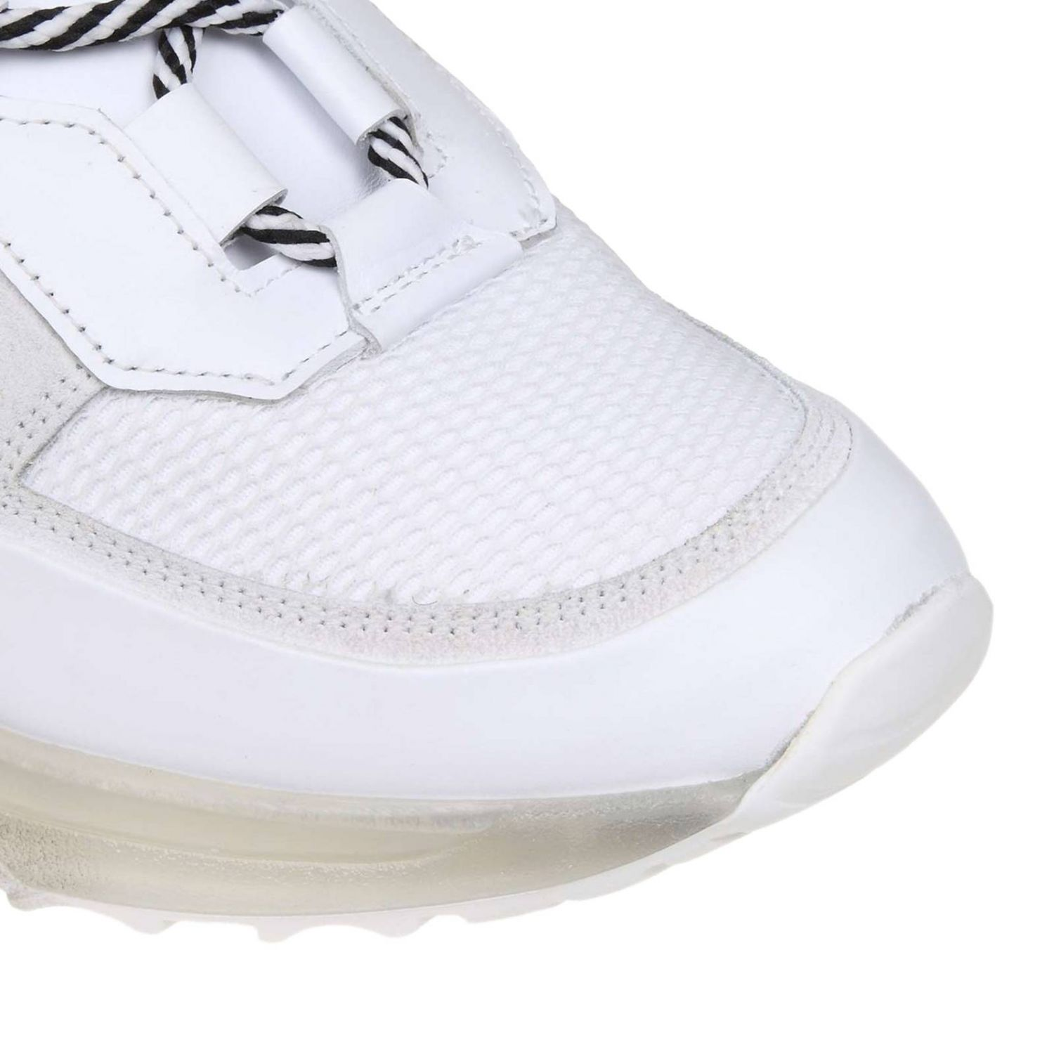 Sneakers women Leather Crown white 3