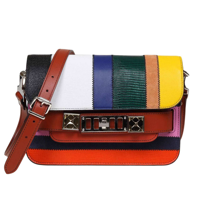 Crossbody bags women Proenza Schouler multicolor 1