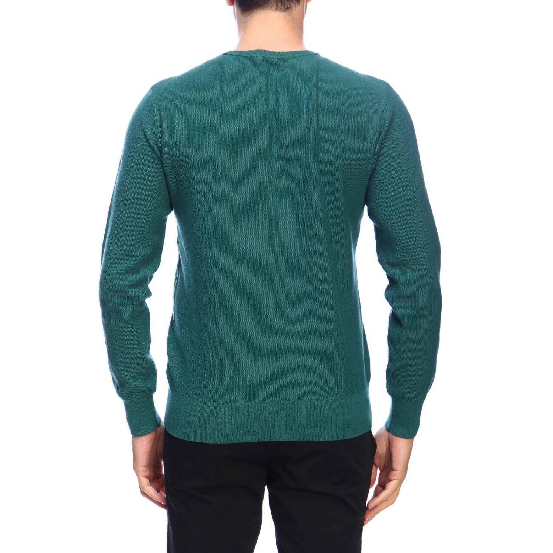 Pull homme Ea7 vert 3