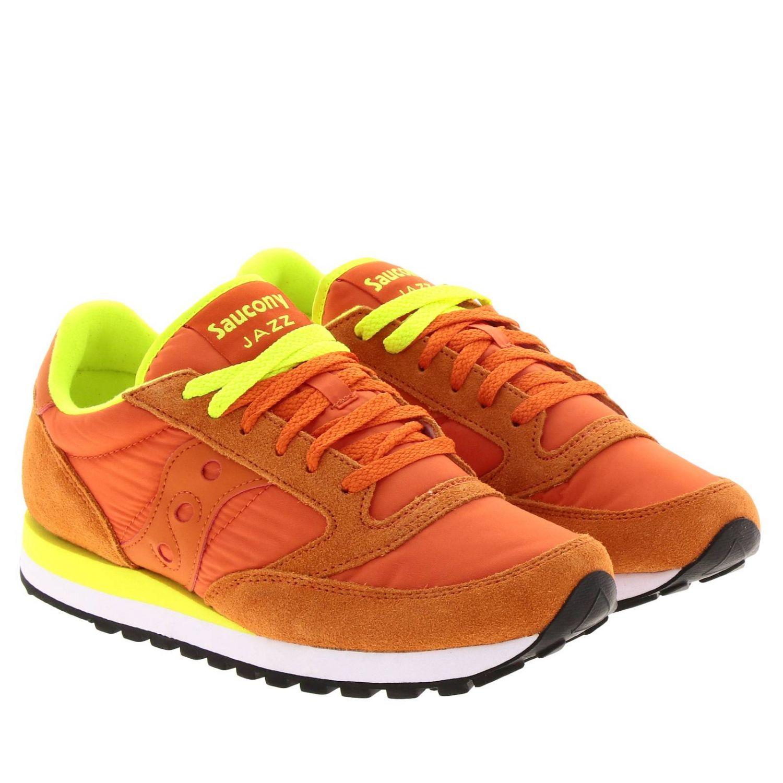 Sneakers uomo Saucony salmone 2