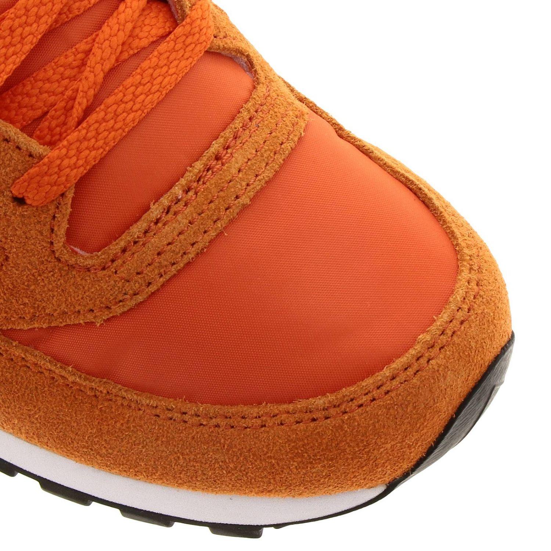 Sneakers uomo Saucony salmone 3