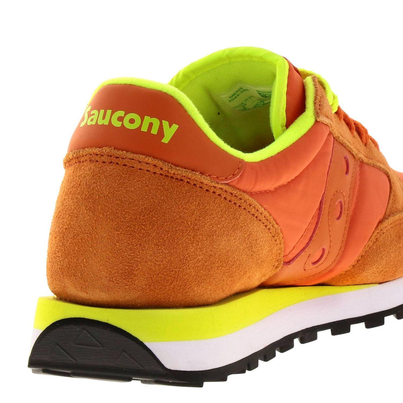 Sneakers uomo Saucony salmone 4