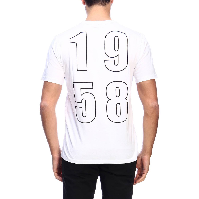 T-shirt men Sundek white 3