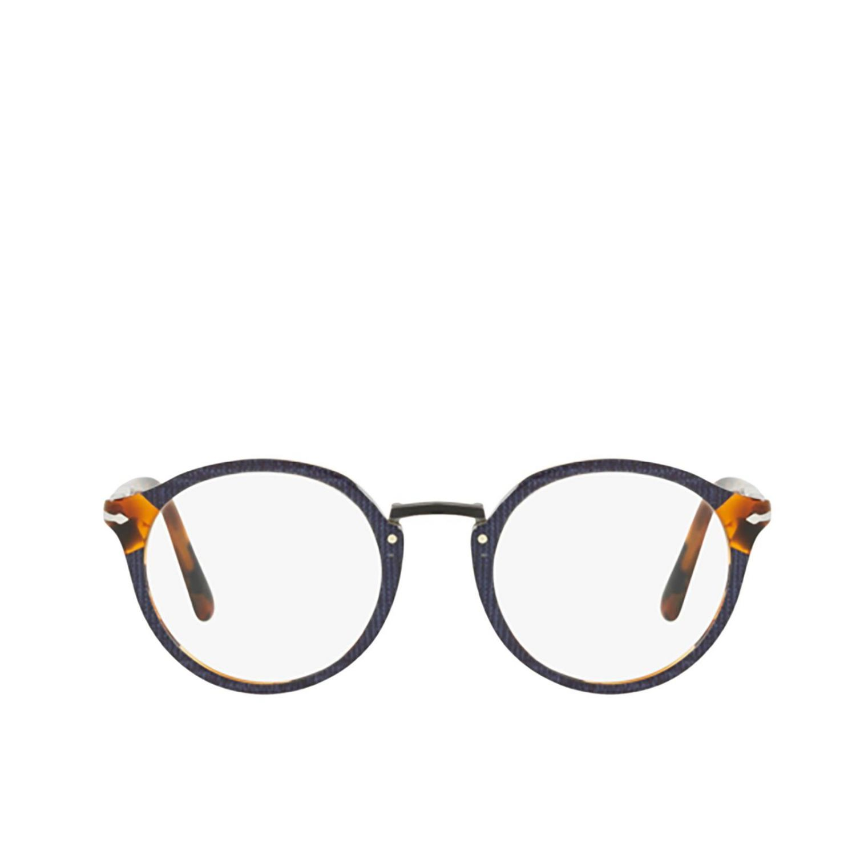 Glasses men Persol blue 2