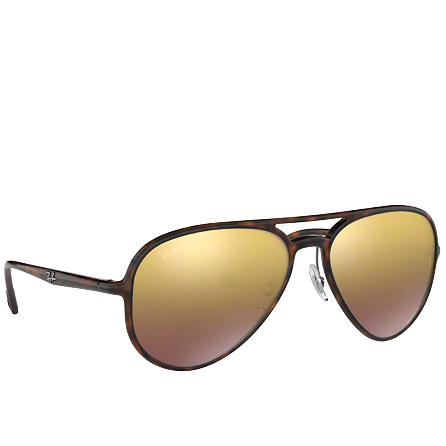 Glasses men Ray-ban brown 1
