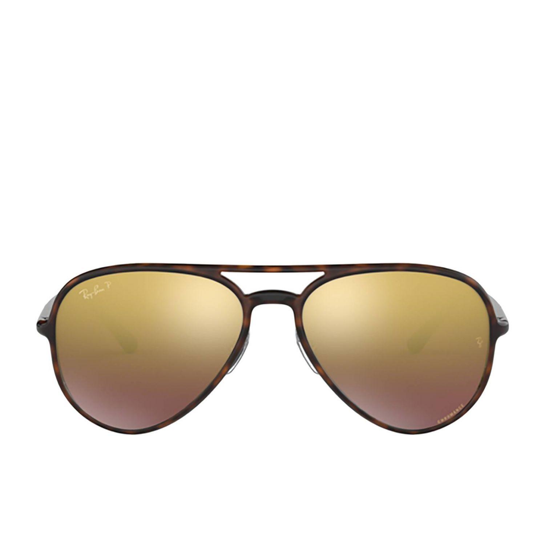 Glasses men Ray-ban brown 2
