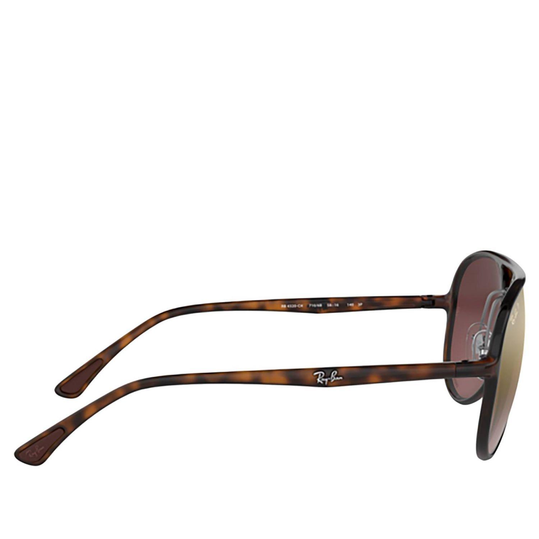 Glasses men Ray-ban brown 3