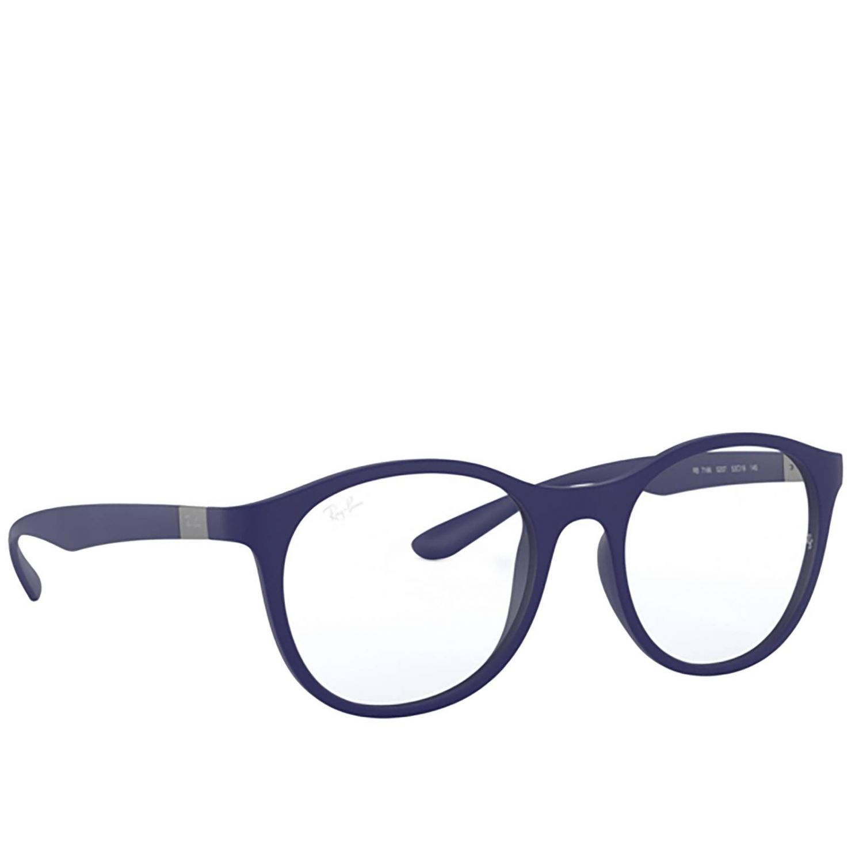 Glasses men Ray-ban blue 1