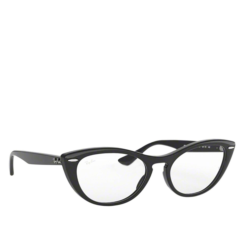 Glasses women Ray-ban black 1