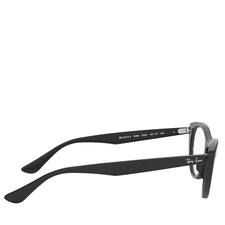 Glasses women Ray-ban black 3