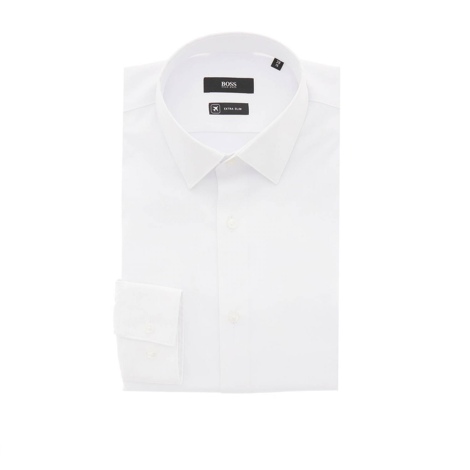 Shirt men Hugo Boss white 1