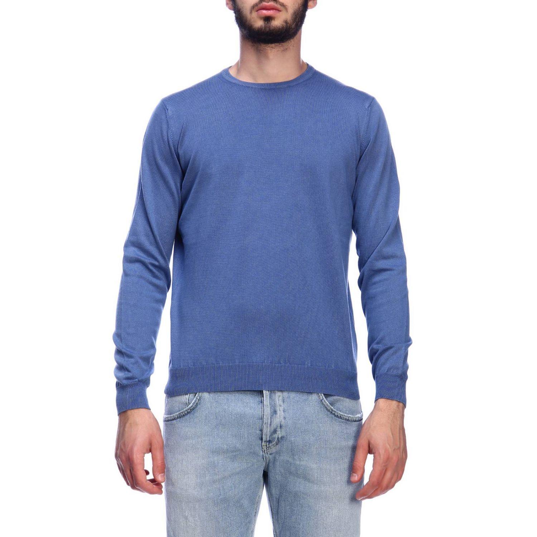 Свитер Мужское Della Ciana голубой 1