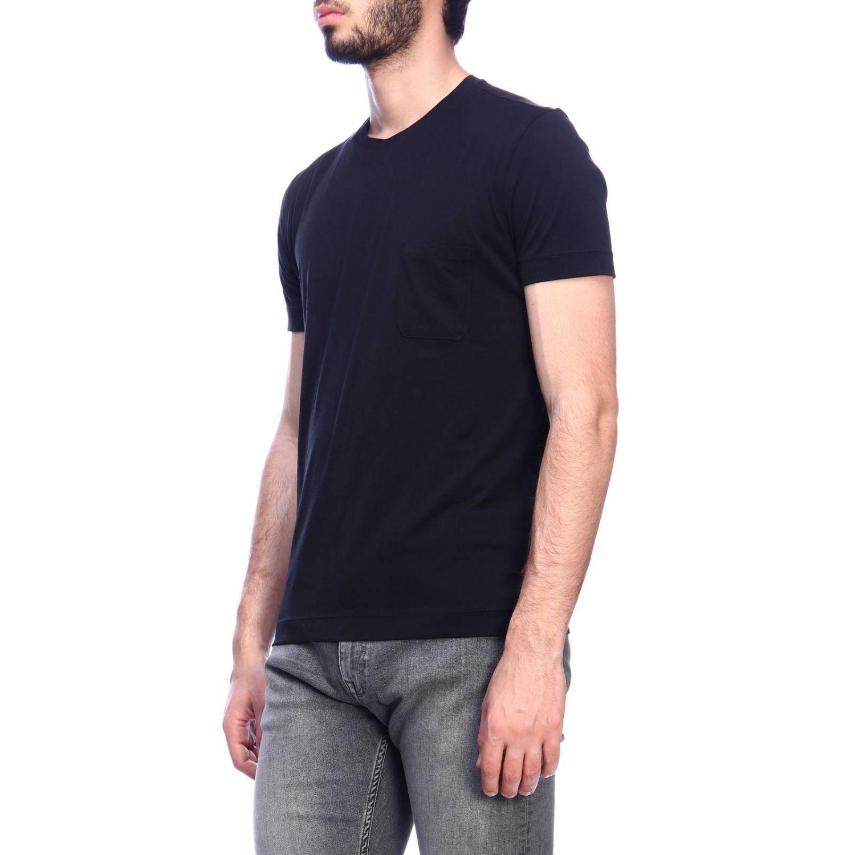 T-shirt Della Ciana: T-shirt men Della Ciana black 2