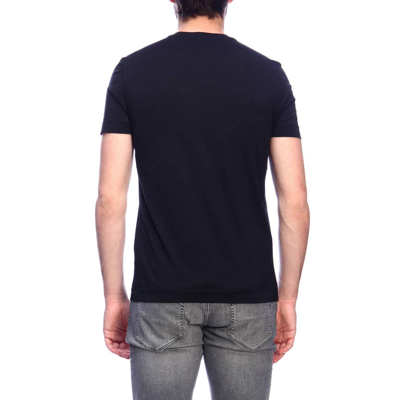 T-shirt Della Ciana: T-shirt men Della Ciana black 3