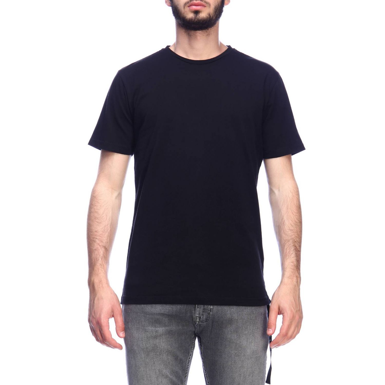 T-shirt Daniele Alessandrini: T-shirt men Daniele Alessandrini black 1