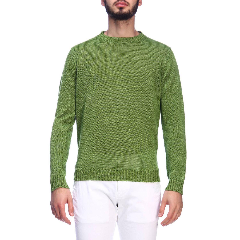 Pull homme Kangra vert 1