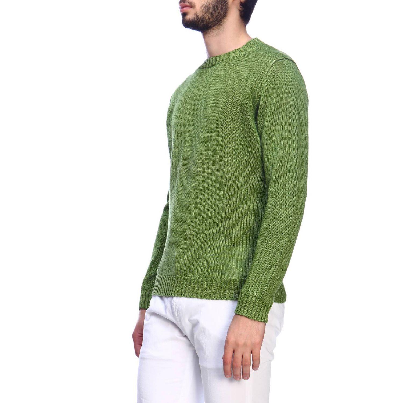 Pull homme Kangra vert 2