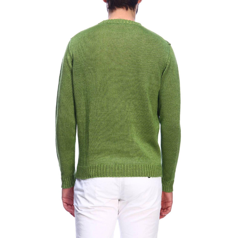 Pull homme Kangra vert 3