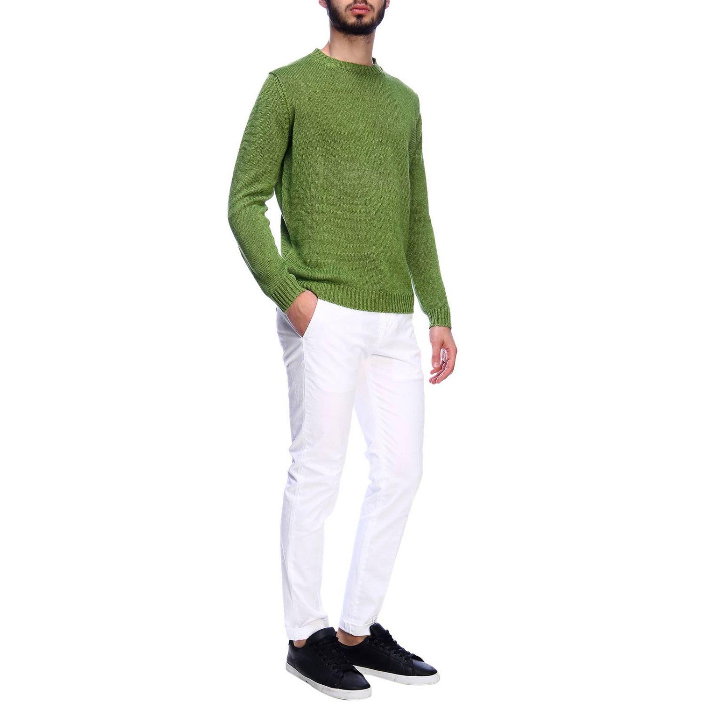 Pull homme Kangra vert 4