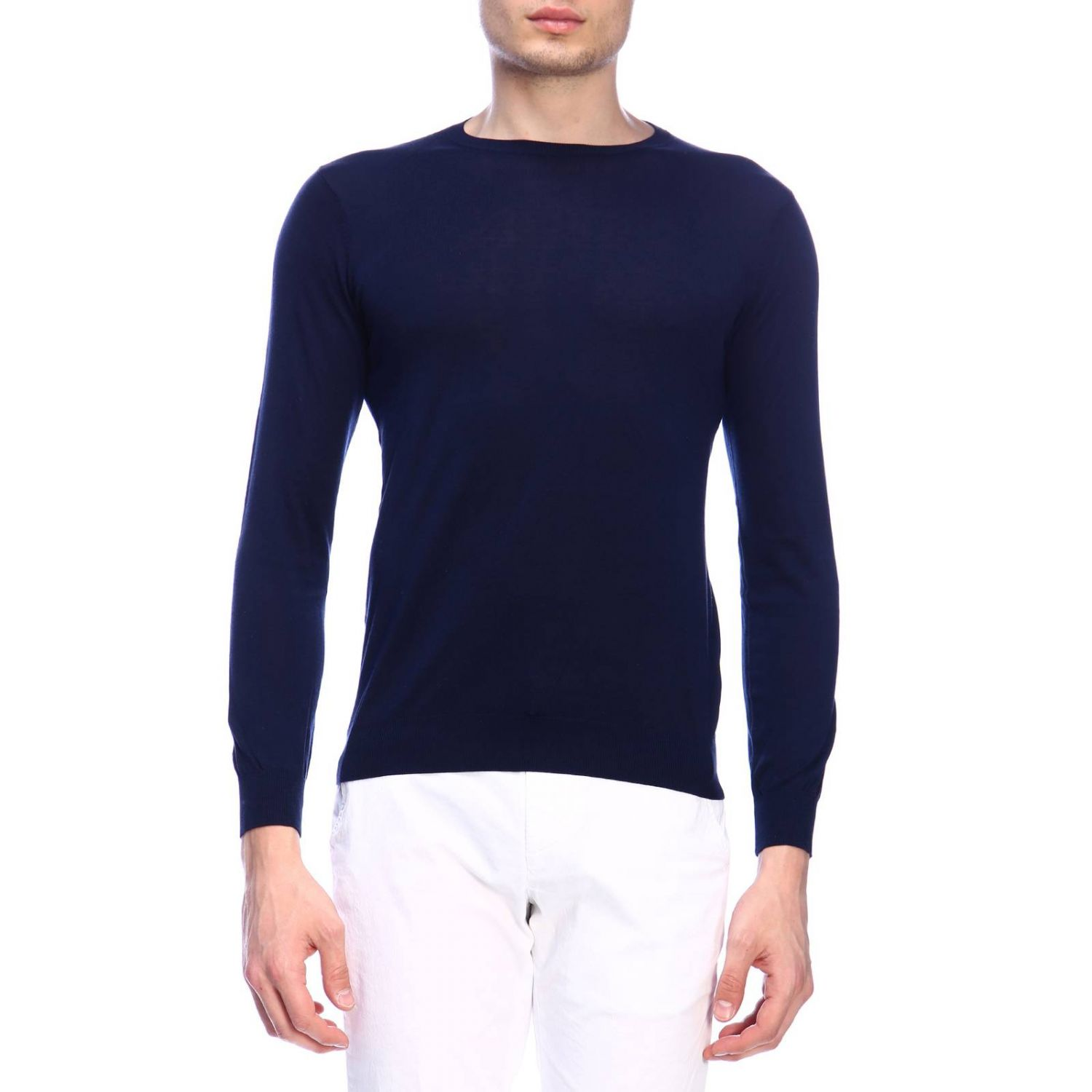 Jumper men Kangra blue 1