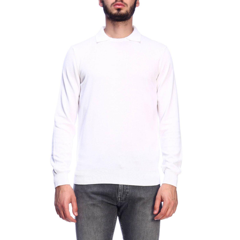 Pull homme Kangra blanc 1