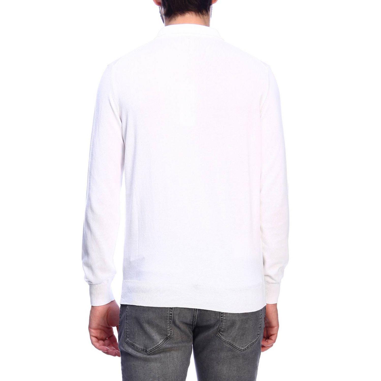 Pull homme Kangra blanc 3