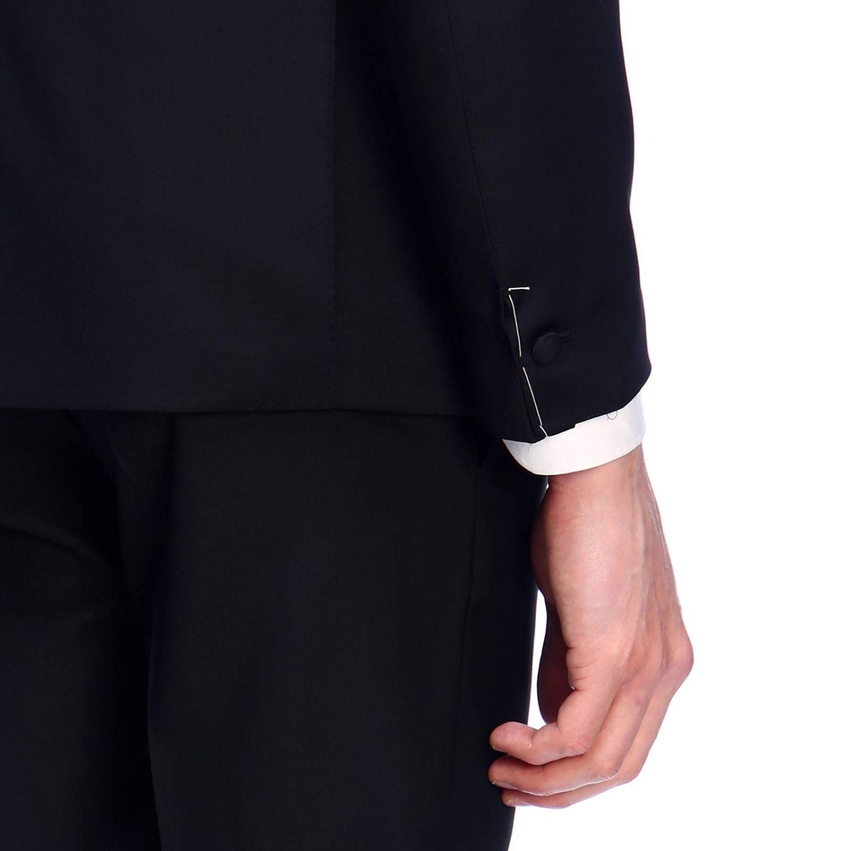 Suit Eleventy: Suit men Eleventy black 4