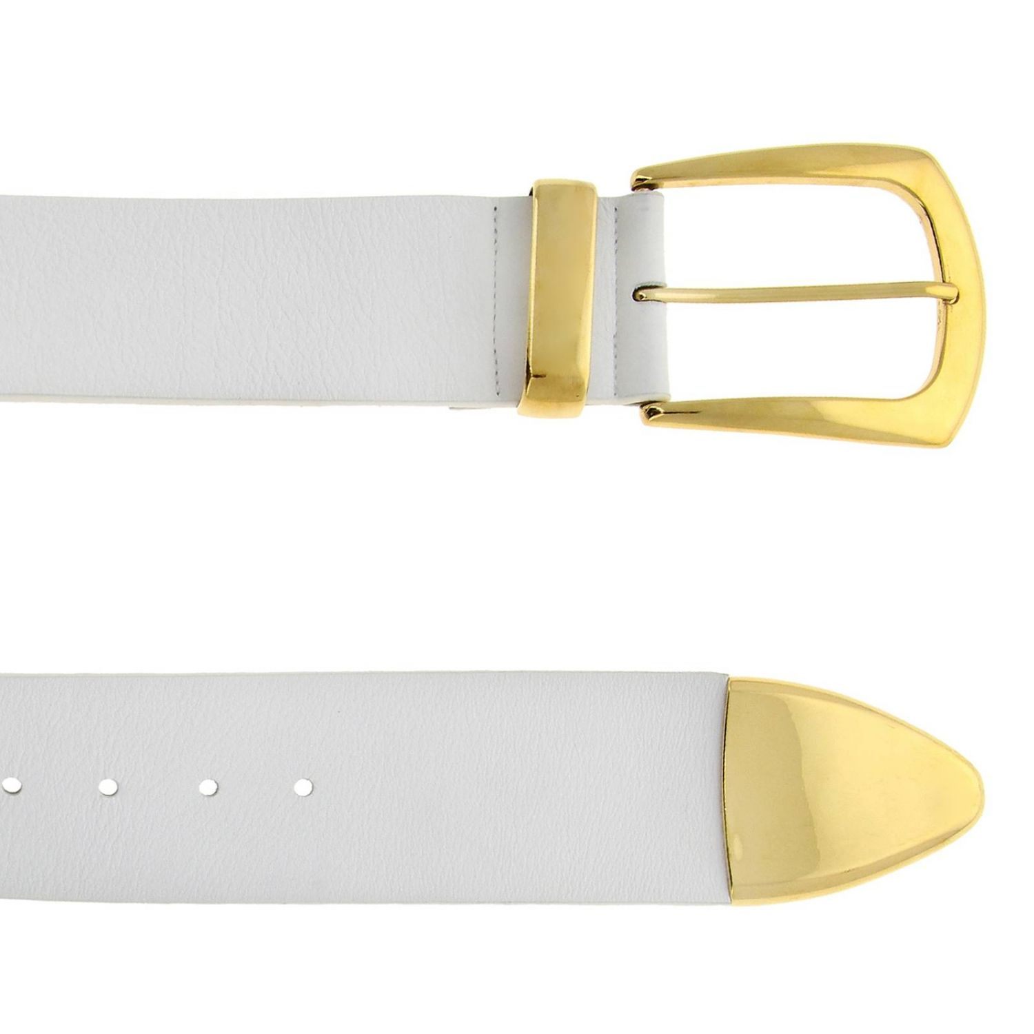 Ceinture femme B-low The Belt blanc 2