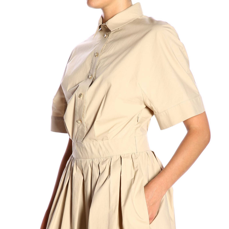 Dress Boutique Moschino: Dress women Boutique Moschino beige 4