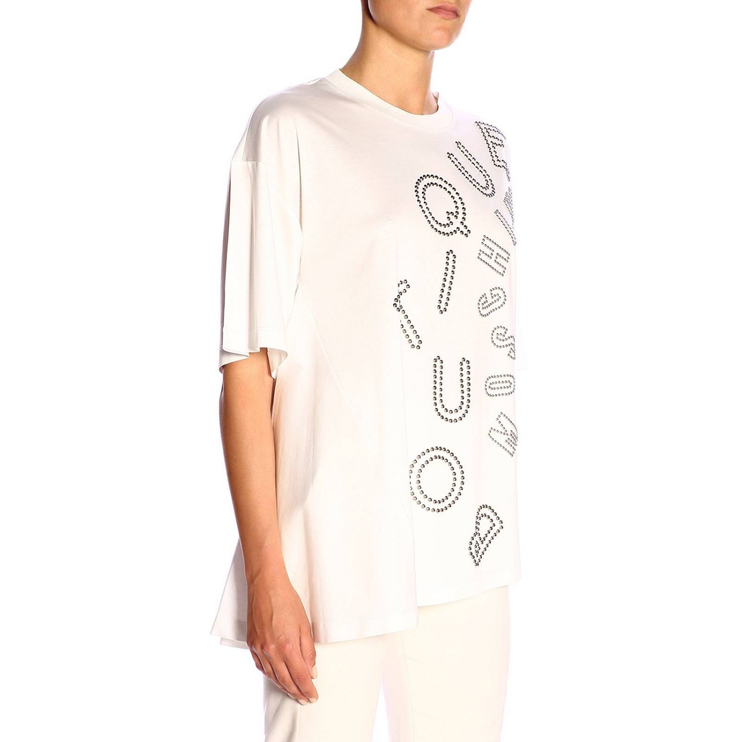 T-Shirt Boutique Moschino: T-shirt women Boutique Moschino white 2