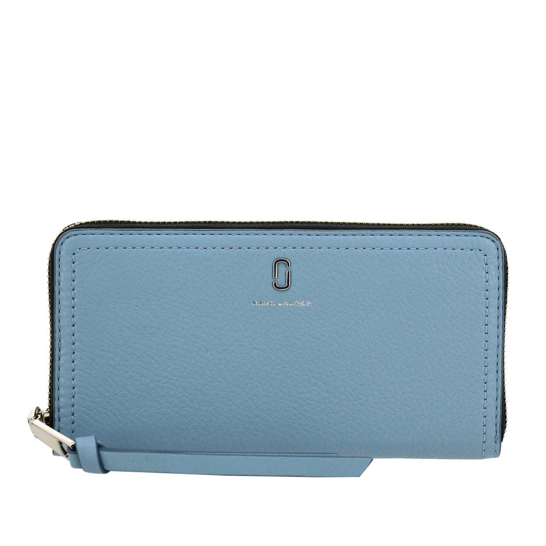 Wallet Marc Jacobs: Wallet women Marc Jacobs blue 1