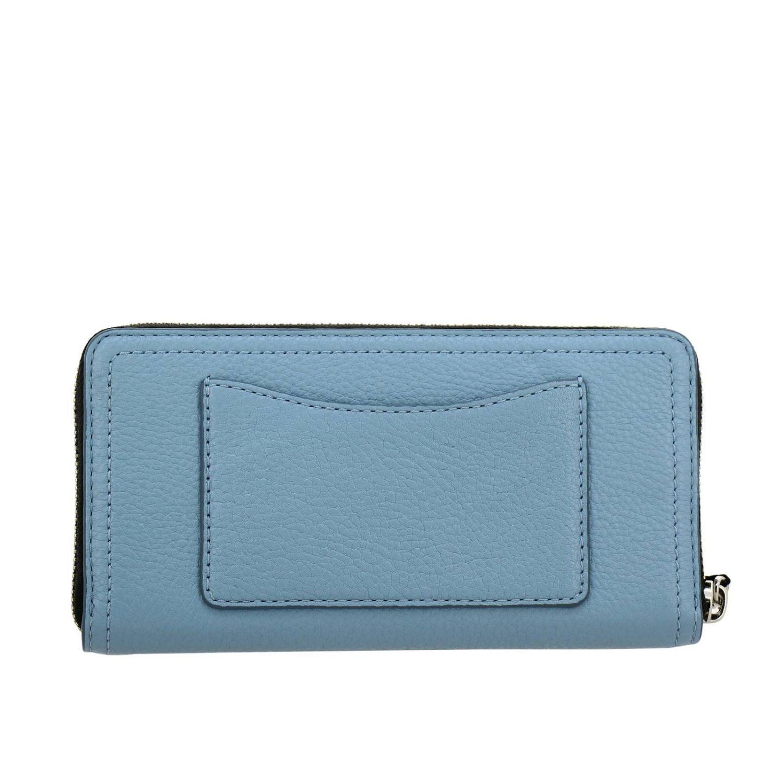 Wallet Marc Jacobs: Wallet women Marc Jacobs blue 3