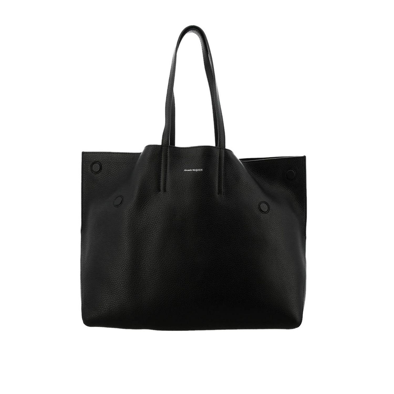 Mini bag women Alexander Mcqueen black 1