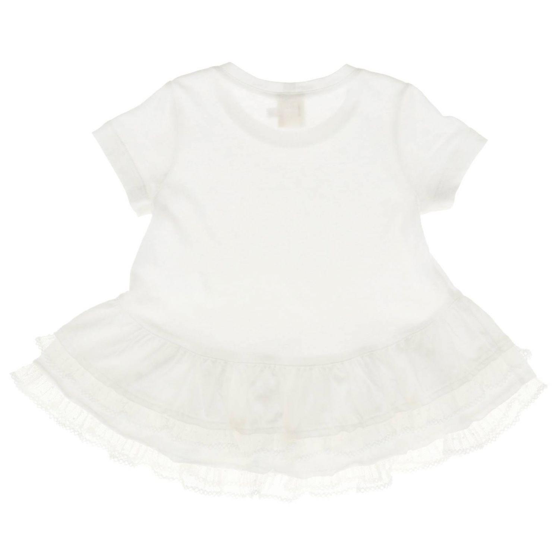 T-shirt Caffe' D'orzo: T-shirt kids Caffe' D'orzo white 2