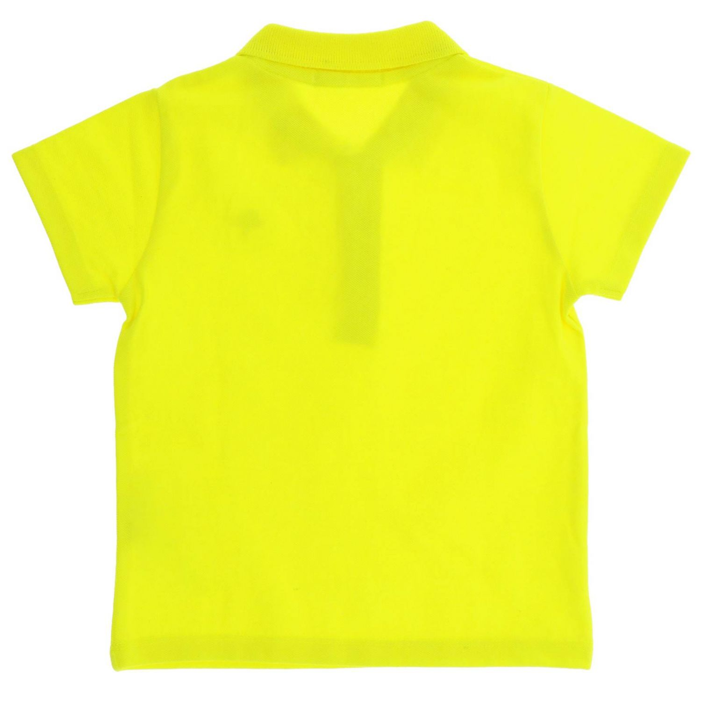 Camiseta niños Billybandit ocre 2