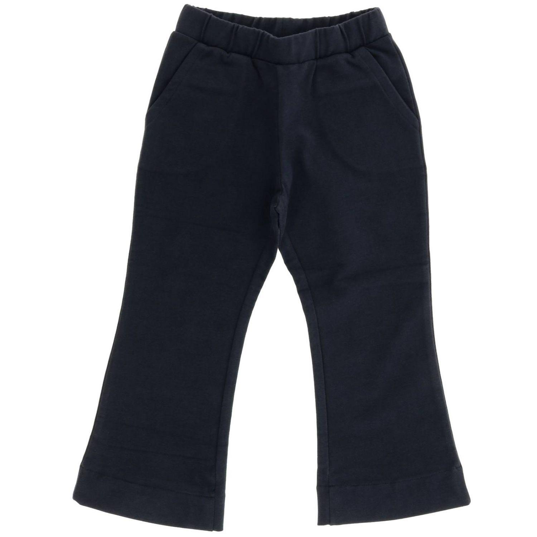 Pantalone Douuod: Pantalone bambino Douuod blue 1
